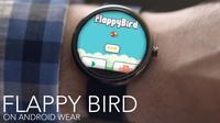 Flappy Bird hidup kembali di jam tangan pintar canggih buatan Motorola