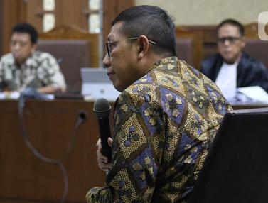 Lukman Hakim Saifuddin Bersaksi di Sidang Romahurmuziy
