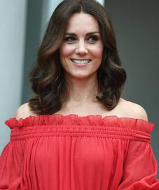 Kate Middleton Hair Trend / Image: Vogue