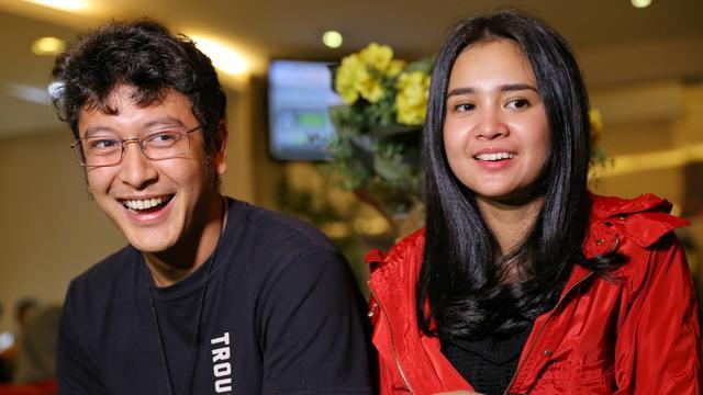 Dimas Anggara Menikahi Nadine Chandrawinata Michelle Ziudith Patah Hati Showbiz Liputan6 Com