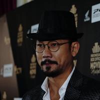 Denny Sumargo di IBOMA 2019 (Syifa Ismalia/Fimela.com)