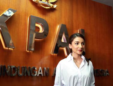 Tsania Marwa ke KPAI-JAkarta-Herman Zakharia-20170502