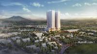 Apartemen yang dikembangkan oleh developer BUMN ini bukan hanya memberikan kepastian bangun, tapi juga berani memberi jaminan kepastian untuk berinvestasi.