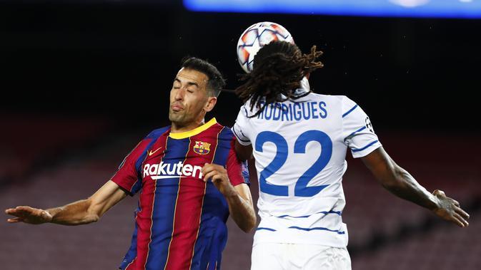 Sedang Berlangsung, Dapatkan Link Live Streaming Liga Champions Dynamo Kiev Vs Barcelona