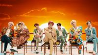 BTS di MV terbaru, Idol. (Foto: YouTube/ibighit)