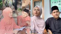 Syakir Daulay dan Betari Ayu (Sumber: Instagram/betariayu22)