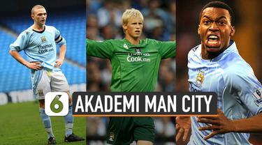 Pemain jebolan akademi Man City punya bakat luar biasa serta berhasil jadi lulusan terbaik.