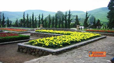 Melrimba Garden Tempat Eksotik Di Puncak Gunung Citizen6