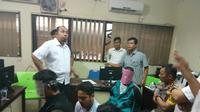 Dua orang terduga teroris asal Riau ditangkap saat berkunjung ke Palembang (Dok.istimewa / Nefri Inge)