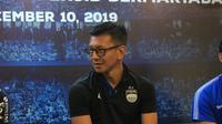 Direktur PT Persib Bandung Bermartabat (PBB), Teddy Tjahjono. (Bola.com/Erwin Snaz)