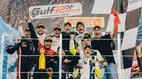 Valentino Rossi Akhirnya Bisa Naik Podium Lagi (Crash)