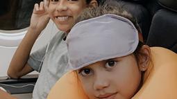 Sang kakak, Jason saat ini telah berusia 12 tahun. (Liputan6.com/IG/nanamirdad_)