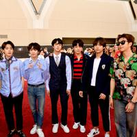 BTS saat hadir di Billboard Music Awards 2018 (Foto: AFP / Matt Winkelmeyer / GETTY IMAGES NORTH AMERICA)