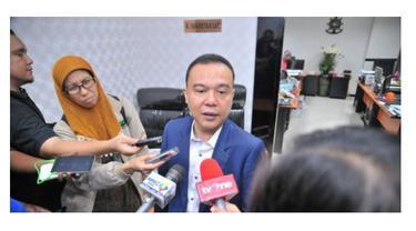 Sufmi Dasco Ahmad akan menggantikan Fadli Zon menjadi Wakil Ketua DPR RI dari Partai Gerindra