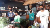 Foto: BumDes AU Wula, Detusoko, Kabupaten Ende, NTT yang menjual produk pertanian secara online ( Liputan6.com/Dion)
