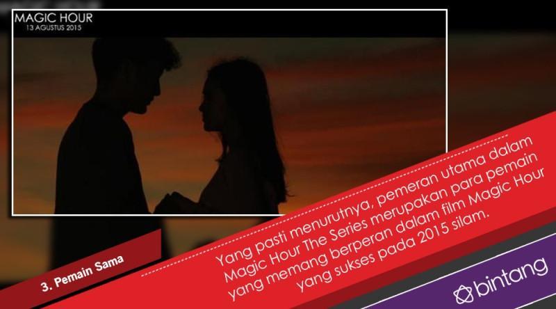 4 Fakta Tentang Magic Hour The Series.  (Digital Imaging: Nurman Abdul Hakim/Bintang.com)