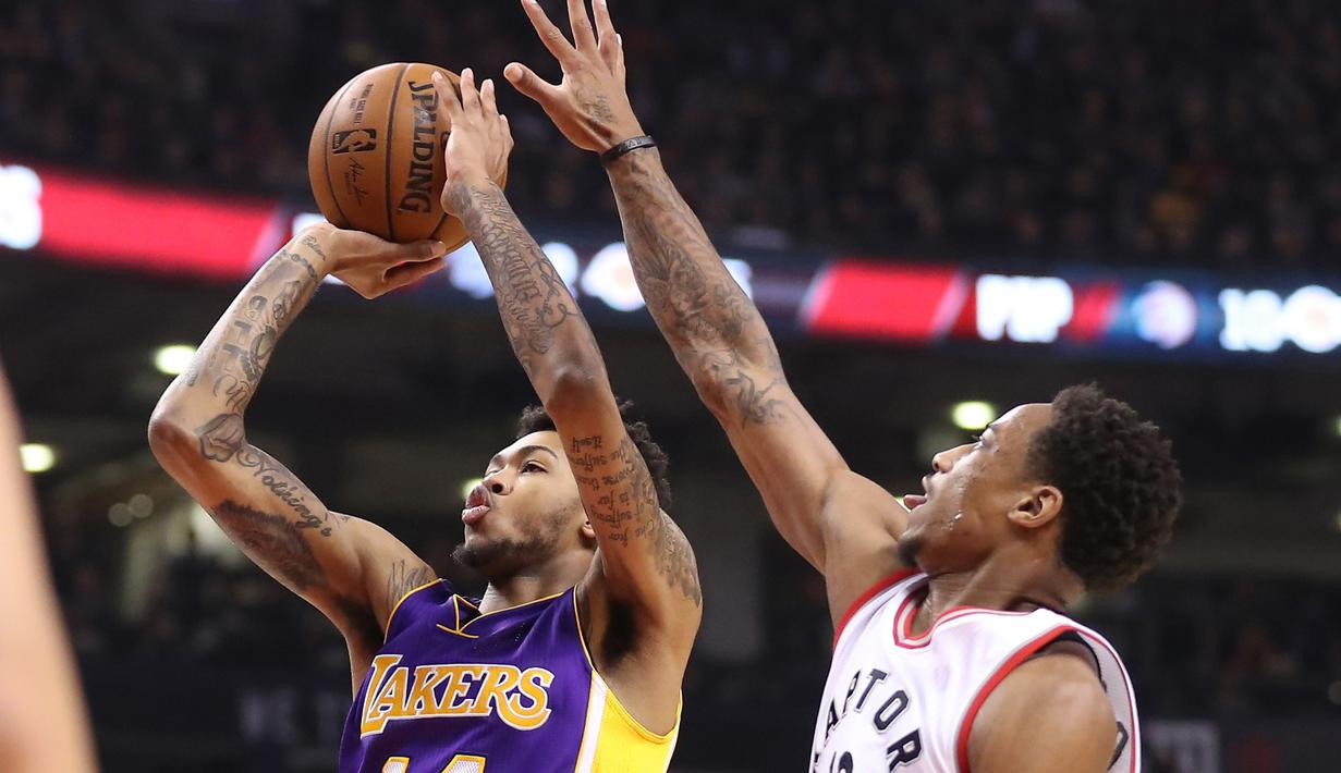 Raptors Vs Lakers Pinterest: Toronto Raptors Taklukkan Lakers