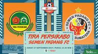 Shopee Liga 1 - Tira Persikabo Vs Semen Padang FC (Bola.com/Adreanus Titus)