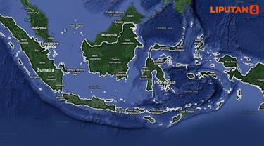 Banner Infografis 115 Pulau di Indonesia Terancam Tenggelam. (Liputan6.com/Trieyasni)