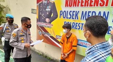 Pencuri RSUD Pirngadi Medan