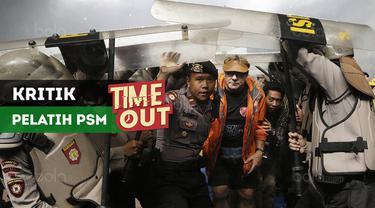 Berita video Time Out kali ini tentang Pelatih PSM Makassar, Robert Rene Alberts, yang mengkritik perilaku Bobotoh setelah timnya menang 1-0 atas Persib Bandung di Piala Presiden 2018.