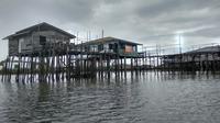 Mat Belanda merupakan salah satu pulau dari 108 gugusan pulau kecil yang ada di Kecamatan Belakang Padang, Kota Batam. (Liputan6.com/ Ajang Nurdin)