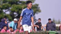 Bek Arema FC Putri, Pradea Syawella Wati. (Bola.com/Iwan Setiawan)
