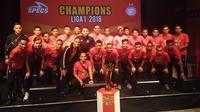 Manajemen Borneo FC membantah terlibat dalam pengaturan skor pertandingan menghadapi PS Tira pada laga terakhir kompetisi Liga 1 2018 di Stadion Segiri Samarinda, Kalimantan Timur, Minggu.  Pada laga tersebut, di luar dugaan tim Borneo FC selaku tuan