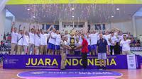 Merpati Bali Juara Srikandi Cup 2018-2019 (Istimewa)