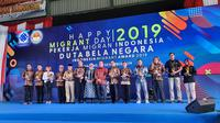 Peringatan Migrant Day 2019 di Malang