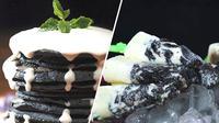 Resep Cemilan Cookies and Cream (Foto: Kokiku TV)