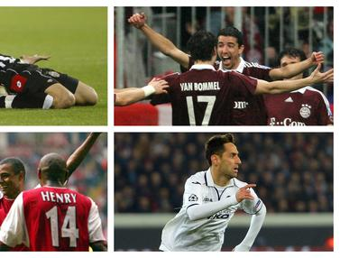 FOTO: 7 Pencetak Gol Tercepat dalam Sejarah Liga Champions, Del Piero ke-4, Roy Makaay Tercepat