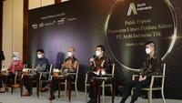 Paparan publik IPO PT Archi Indonesia Tbk (Dok: PT Archi Indonesia Tbk)
