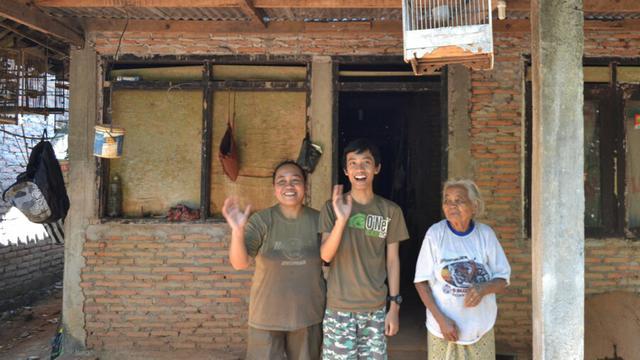 Riyo Si Anak Buruh Tani Tembus Fakultas Kedokteran Ugm News
