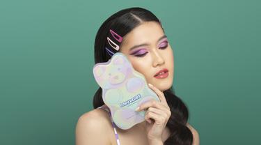 Dear Me Beauty dan Yupi Berkolaborasi Ciptakan Palet Eye Shadow, Aman Pula untuk Anak-Anak