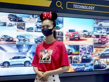 Mengunjungi Pameran Mobil Internasional Guangzhou ke-18