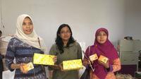 BPOM Gerebek Produksi Sabun Kecantikan Ilegal di Tangerang (Liputan6.com/Pramita Tristiawati)