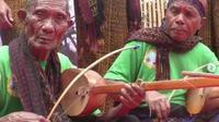 Alat musik tradisional yang hampir punah (dok.instagram/@bten_kelimutu/https://www.instagram.com/p/CQM6qXWHM-p/Komarudin)