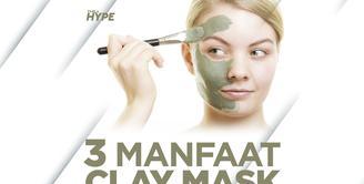 Apa saja manfaat clay mask untuk kulit dan wajah? Yuk, kita cek video di atas!