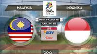 Semifinal SEA Games 2017 Malaysia Vs Indonesia_2 (Bola.com/Adreanus Titus)