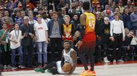Tanpa Irving, Celtics Takluk di Kandang Jazz (AP)