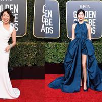 Perhiasan di Golden Globes 2019. (Foto: Dok. Forevermark)