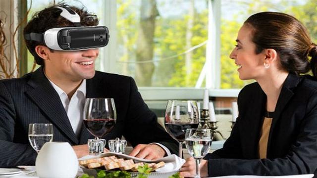 Virtual Reality Bakal Digunakan Untuk Cicip Makanan Tekno Liputan6 Com