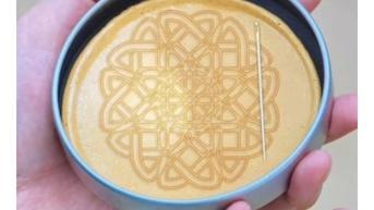 6 Bentuk Latte Art Ini Rumit, Tidak Tega Minumnya