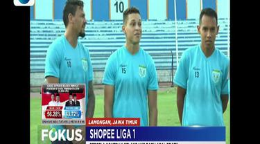 Dengan kedatangan Rafael, slot pemain asing Persela untuk kompetisi Liga 1 tahun 2019 kini sudah penuh.