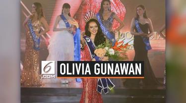 Olivia Gunawan, wanita asal Banyuwangi, berhasil menyabet gelar Miss Tourism and Culture Universe 2019 mewakili Indonesia dalam ajang pemilihan internasional tersebut. Ajang ini diselenggarakan di Myanmar.