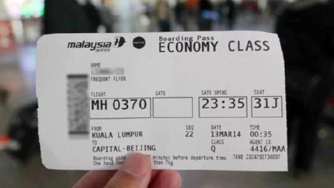 Tragedi Lion Air Menggambarkan Apa Yang Terjadi Pada Malaysia Airlines Mh370 Global Liputan6 Com