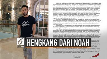 Setelah Reza, kini Uki turut hengkang dari Noah. Ia resmi melepaskan diri dari Noah pada Kamis (8/8/2019).