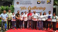 Tax gathering (Foto: Dok Pertamina EP)