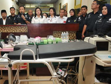 20160224-Polisi Gerebek Dua Tempat Praktik Aborsi Ilegal di Cikini-Jakarta